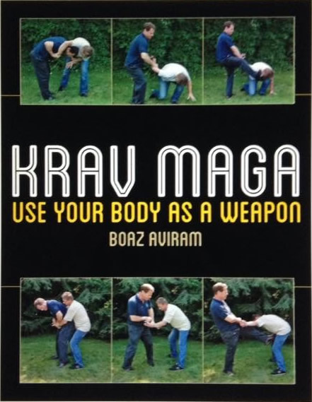 Front page of Boaz Aviram's book