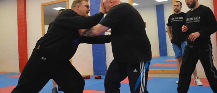 Krav Maga Knife Defence 02