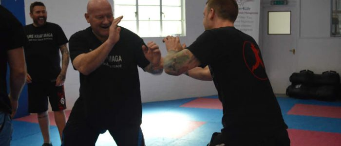 Learn how to defend yourself in real-life everyday scenarios
