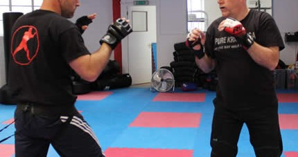 FREE Krav Maga Kent Training Sessions